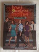 HOW I MET YOUR MOTHER - SETTIMA STAGIONE 7 - 3 DVD - ITALIANO - NUOVO SIGILLATO