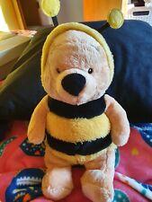 Rare Winnie The Pooh Beanie ~ Bumble Bee Pooh ~