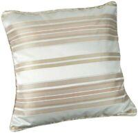 NEW 1 Croscill Shoreline European Euro Pillow Sham NIP Beige Aqua Mint Seamist