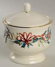 Lenox WINTER GREETINGS Sugar Bowl 10356672