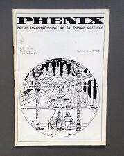 The Gumps. La cité de l'Or. Sydney Smith. Supplément à Phénix n°6. 1969
