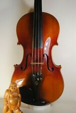 Old violin copy Andreas Amati 4/4 size in perfect immediately playing condition