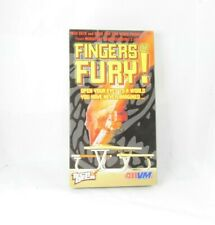 Fingers of Fury (VHS, 1999) - 411VM Four One One Video Productions Tech Deck