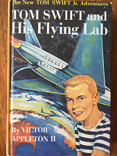 Vintage 1954 Tom Swift and His Flying Lab by Victor Appleton II -Hardcover