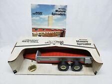 1/16 Scale Models New Idea 350 Series Manure Spreader NIB