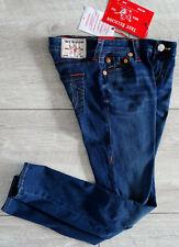 TRUE RELIGION HALLE OM CORE Mid Rise Skinny Jeans Damen Gr.28 NEU mit ETIKETT