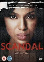 Nuovo Scandal Stagione 1 DVD