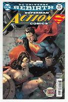 ACTION COMICS #960 DC COMICS COVER A SUPERMAN 1ST PRINT