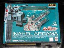 Mega House Cosmo Fleet Special Nahel Argama Ver. 2 - Gundam Unicorn Megahouse