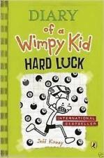 Diary of a Wimpy Kid Book - DIARY OF A WIMPY KID: HARD LUCK Book 8 - NEW