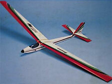 Ultra Fly   92  inch Electrc Sailplane, Balsa Glider, RC AIrplane Printed Plans