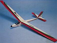 Ultra Fly   92  inch Electrc Sailplane, Balsa Glider, RC AIrplane Printed Plans
