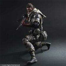 Play Arts Kai Metal Gear Solid V Phantom Pain Venom Snake Action Figure Toy NEW