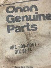Onan 509-0041 Oil Seal NEW