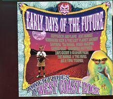 Early Days Of The Future / Adventures In West Coast Rock - MINT