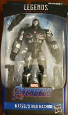 Marvel Legends 6in Avengers Endgame War Machine Professor Hulk BAF Wave