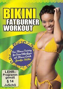 Bikini Fatburner Workout [DVD/NEU/OVP] mit Fitness Coach Jennifer Hößler