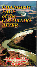 CHANGING FACE OF THE COLORADO RIVER VHS NEW Video PBS Agave Productions NEW