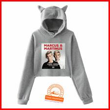Marcus & Martinus Hoodies Sweatshirt Kapuzenshirt Pullover Mädchen Geschenk