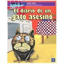 El diario de un gato asesino (Spanish Edition)