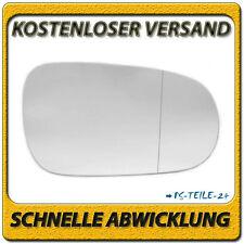 spiegelglas für HONDA CIVIC VI 1996-2000 rechts asphärisch beifahrerseite