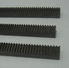 380mm Module 1 Straight Metal Motor Gear Rack W12mm*H12mm