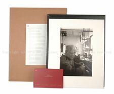 Rare Leica Photograph Casper Michaeli for Oskar Barnack Edition 1879-2004