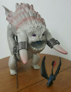 Spin Master How To Train Your Dragon Big Bewilderbeast Action Figure Toy