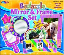 Bedazzle Mirrors & Frames Childrens Craft Kit