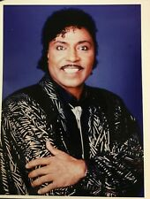LITTLE RICHARD (1932-2020) RIP to the Architect of Rock & Roll! full color 8x10