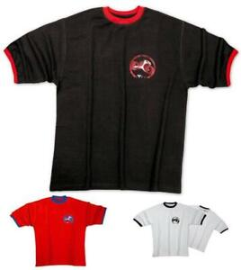 Remera Camiseta Shirt Hombres Sport Moto Estilo algodón de manga corta