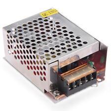 Alimentatore Trasformatore Stabilizzato Switch Trimmer Led DC 12V 3A hsb