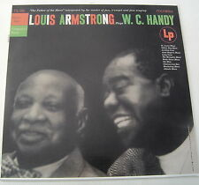 LOUIS ARMSTRONG PLAYS W.C. HANDY . REISSUE 2011. LP