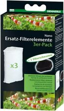 Dennerle Nano FilterElement 1er und 3er Pack Filterkartusche Filterschwamm