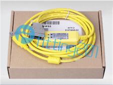 Programming Cable for USB-CIF02 CPM1/1A/2A/CQM1/C200HE/HX PLC VISTA WIN7 Omron