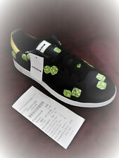 Reebok Ice Cream Green Dice #BOUTIQUES size 12 #PHARRELL Black shoes #DEADSTOCK