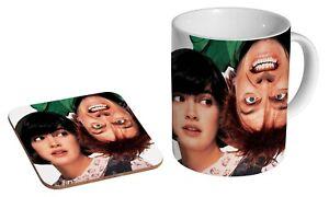 Drop Dead Fred  - Coffee / Tea Mug And Coaster Gift Set