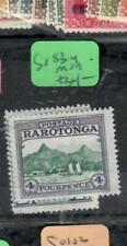 COOK ISLANDS  (PP3006B)     SG  83-4     MOG