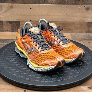 Mizuno Wave Creation 13 Women's Athletic Shoes Sneaker Running Orange Size 8.5