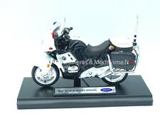 BMW R 1200 RT POLICE USA CALIFORNIA HIGHWAY PATROL 1:18 WELLY