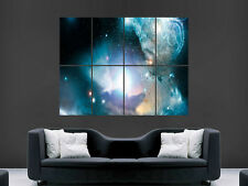 NEBULA CLOUDS  EARTH LARGE WALL PICTURE POSTER GIANT HUGE ART