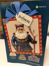 Jim Shore 2010 Collection Book Guide Catalog COLOR Santa Snowman Angel Ornaments