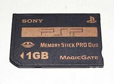 Sony 1 GB Memory Stick PRO Duo Card for Sony PSP