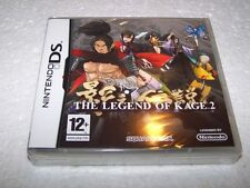 NINTENDO DS - THE LEGEND OF KAGE 2 - neuf sous cellophane -