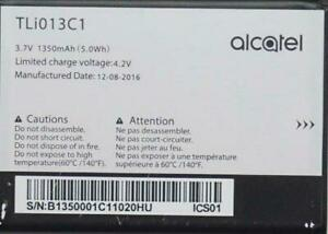 New OEM Original Genuine Alcatel One Touch Go Flip V 4051S TLi013C1 Battery