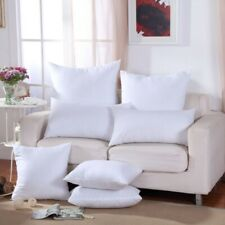Cotton Pillow Filling Square White Cushion Core Inner Natural Down Alternative