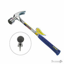 ESTWING E3-22SM 22OZ STEEL MILL FACE FRAMING HAMMER WITH VINYL SHOCK GRIP NEW