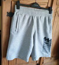 Mens Nike small jersey shorts grey