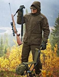 Harkila Visent Jacket Hunting coat Gore-tex size 50 medium rrp £650 hunting