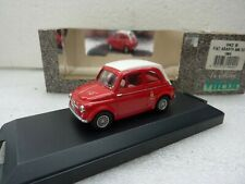 Portugal speed ref 042b fiat 500 abarth 695 ss 1964 red new in box